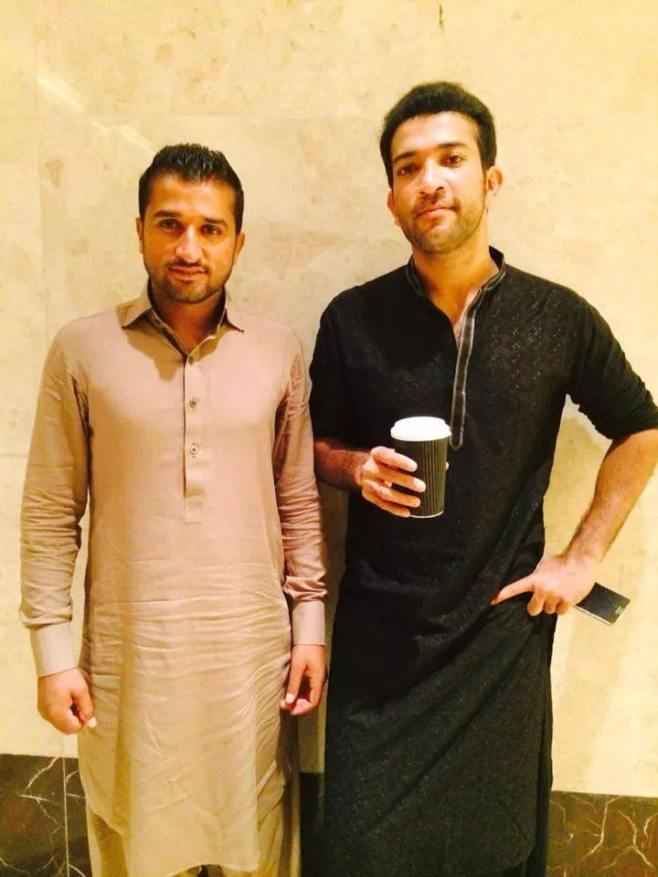 Bilawal Bhatti And Sohaib Maqsood Eid Picture