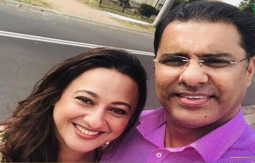 Bowling Coach Waqar Younis Decides To Fly Australia For His Wife Surgery