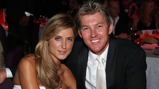 Brett Lee Gets Second Marriage With Lana Anderson