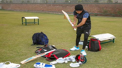 Captain Babar Azam Starts His Training And Back In The Nets