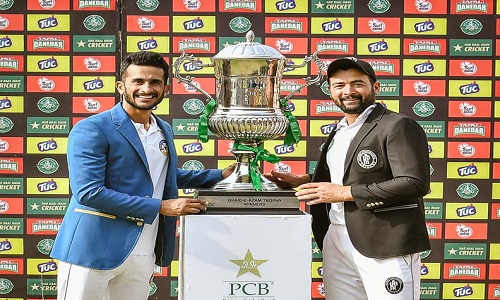 Central Punjab And KP Declared Joint Winners Of Quaid-e-Azam Trophy 2020-21