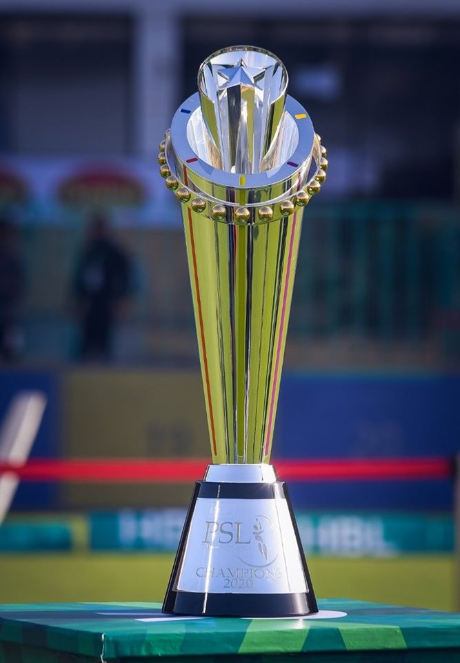 Classic View Of PSL 5 Trophy