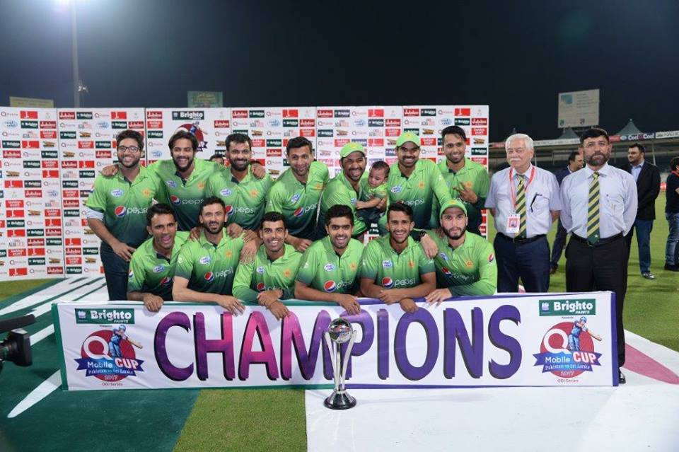 Congratulations Pakistan To White Wash Sri Lanka