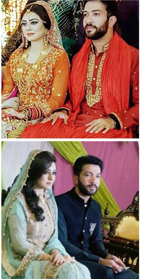 Cricketer Sohaib Maqsood On His Wedding