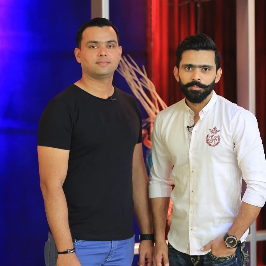 Domestic Legends, Khurram Manzoor And Fawad Alam
