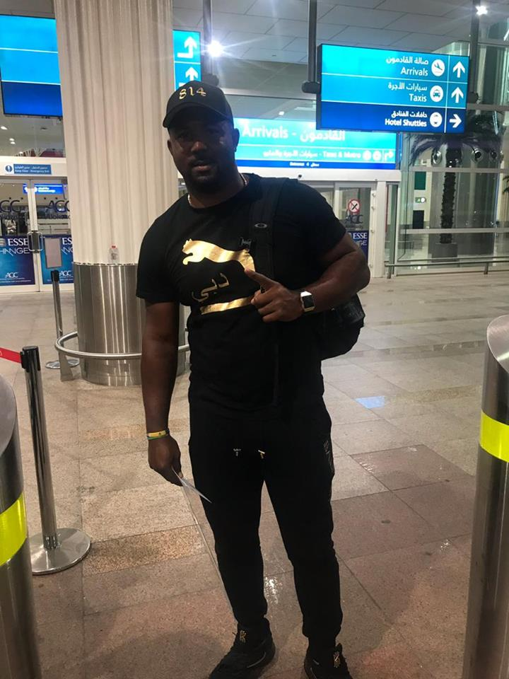 Dwayne Smith Arrives In Dubai For PSL 2019