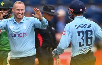 England Won 1st ODI Against Pakistan