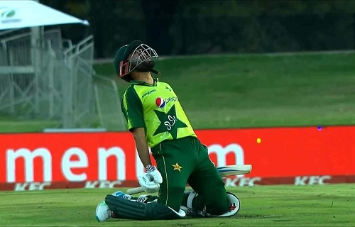 Excellent Knock By Babar Azam