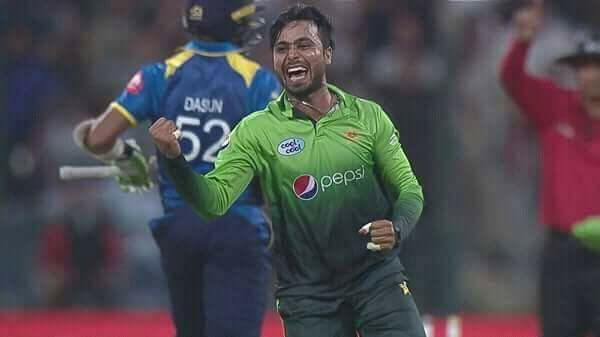 Faheem Ashraf Becomes First Pakistan Bowler To Take Hat-Trick In T20
