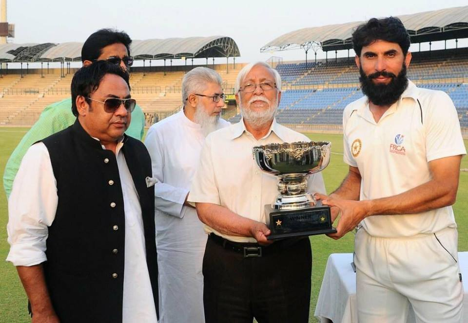 Faisalabad Wins The Final Of Quaid e Azam Trophy Grade 2