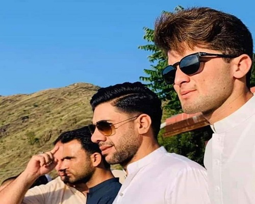 Fakhar, Imran, And Shaheen At Afridi's House For Iftaar