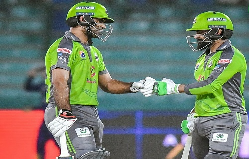 Fakhar Zaman And M.Hafeez Have Complete 1000 Runs Milestone In PSL