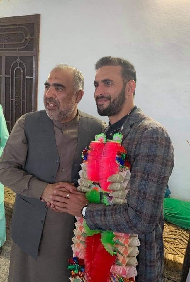 Fawad Ahmed Got Married Yesterday, Asad Qaiser Was Also Present