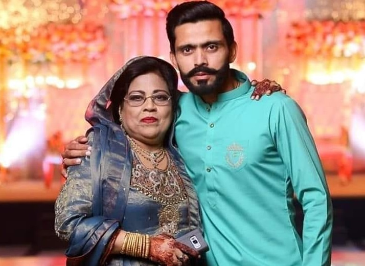Fawad Alam Shares Picture With His Lovely Mother