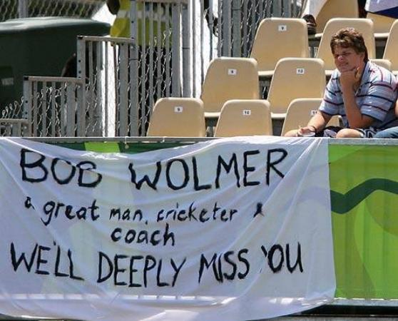 Former Coach Bob Woolmer 7th Death Anniversary Today