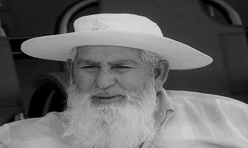 Former Head Curator Of Gaddafi Stadium, Lahore Haji Bashir Ahmed Passed Away