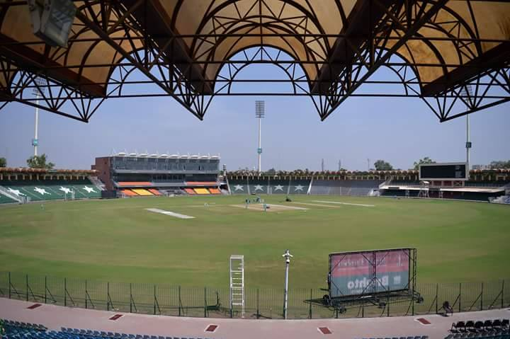 Gaddafi Stadium Lahore Is All Set To Host Pakistan Vs World XI