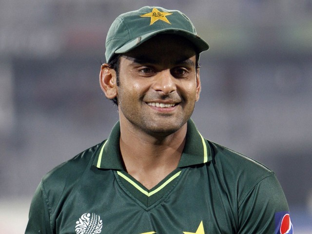 Hafeez Cleared In Bowl In International Cricket
