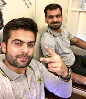 Hafeez and Ahmed