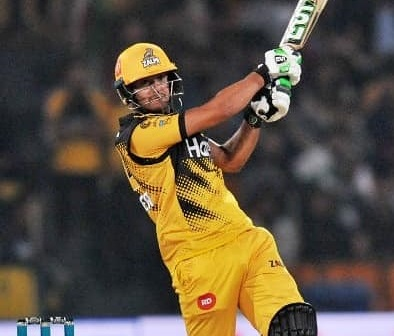 Haider Ali Becomes Youngest Batsman To Score Half Century In PSL