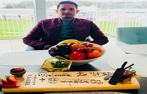 Hampshire Cricket Welcomes Mohammad Abbas