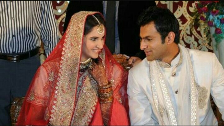 Happy 8th Wedding Anniversary Of Shoaib & Sania