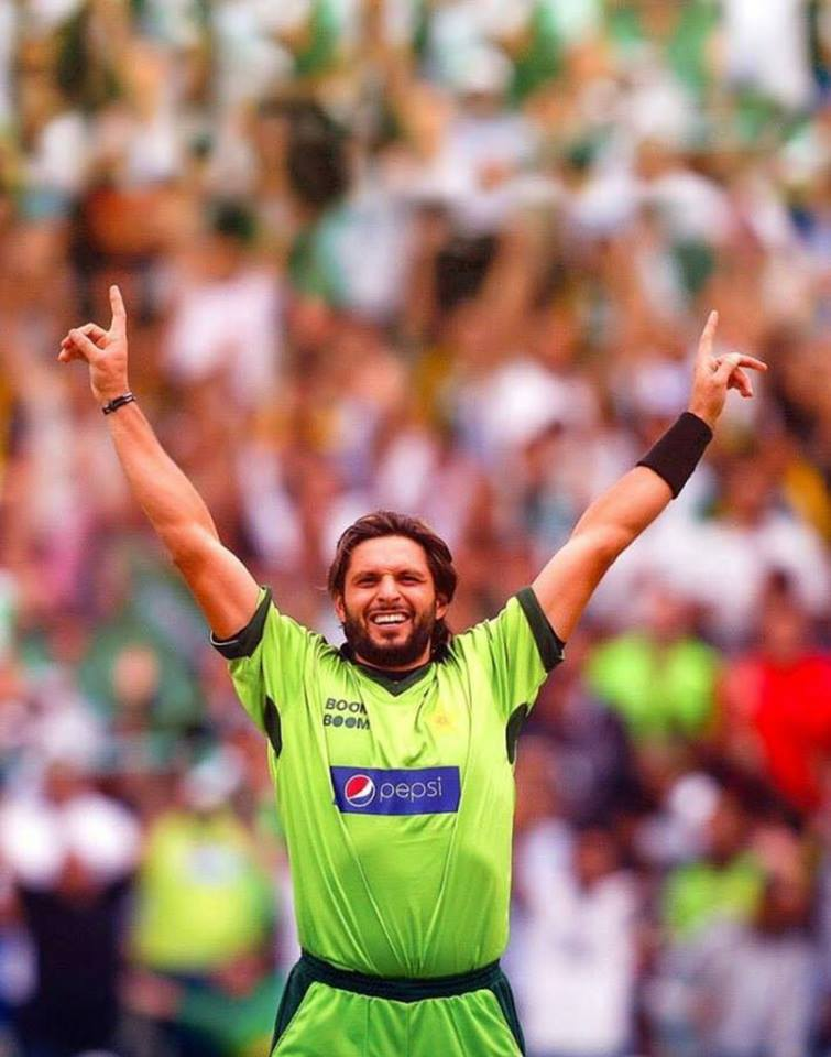 Happy Birthday Boom Boom Afridi