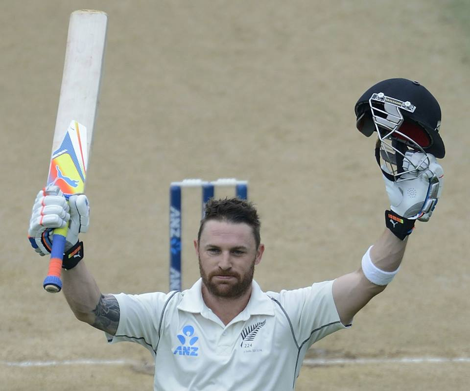 Happy Birthday Brendon McCullum