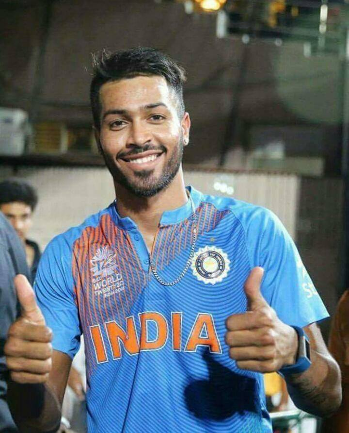 Happy Birthday Hardik Pandya