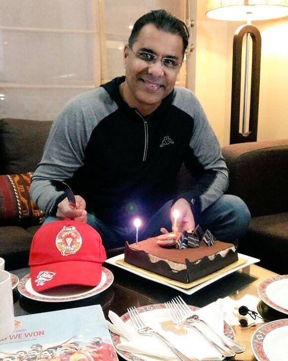 Happy Birthday To All Time Great Waqar Younis
