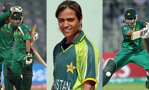 Happy Birthday To The Opener Of Pakistan Women's Team Sidra Ameen