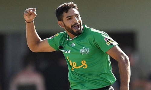 Haris Rauf Joins Melbourne Stars In BBL 10