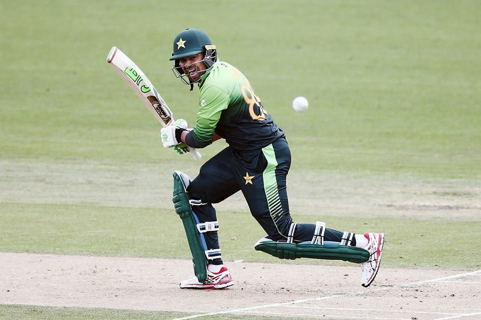 Haris Sohail Made A Solid Comeback Scoring 50 Runs Off 74 Balls