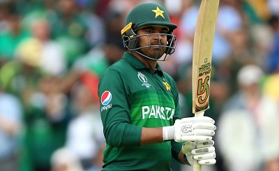 Haris Sohail Sits Out Of Practice Sessions Due To Injury