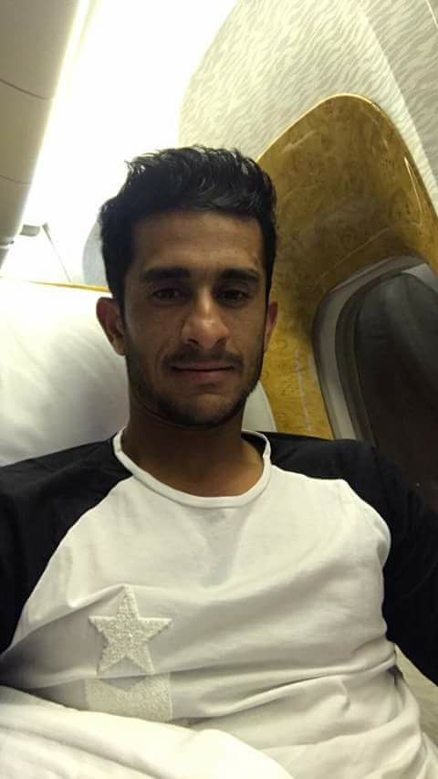 Hasan Ali Flying To Dubai To Represent Peshawar Zalmi In PSL