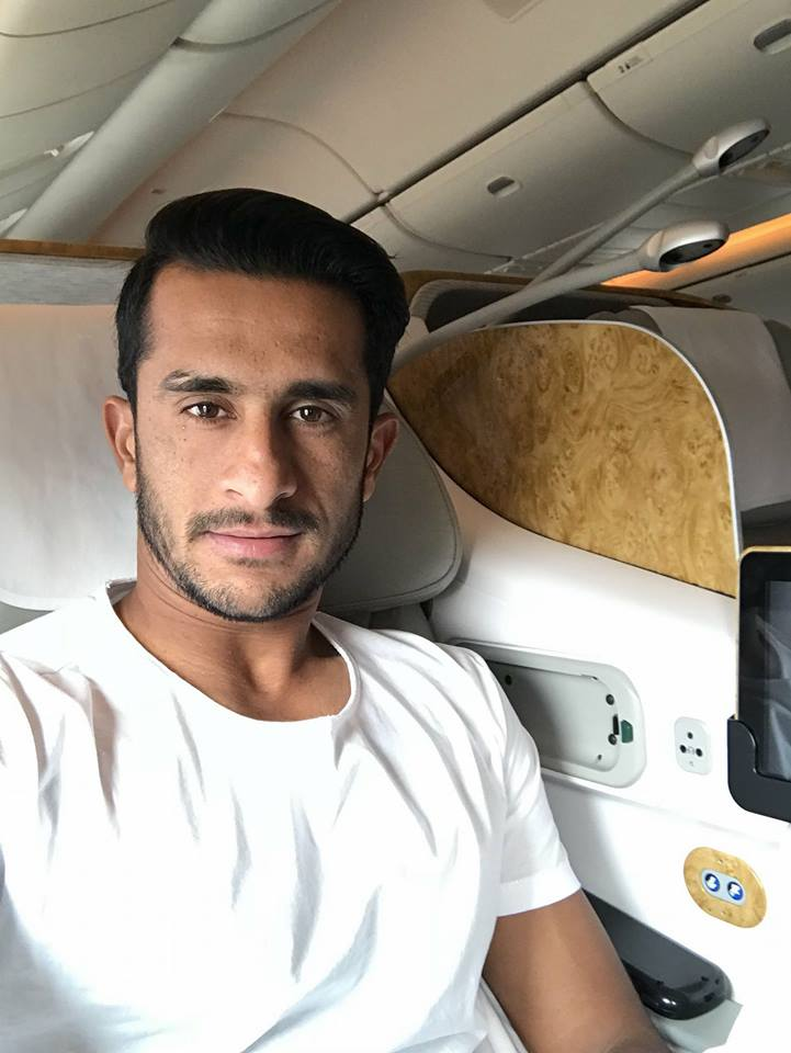 Hasan Ali Is Leaving For BPL