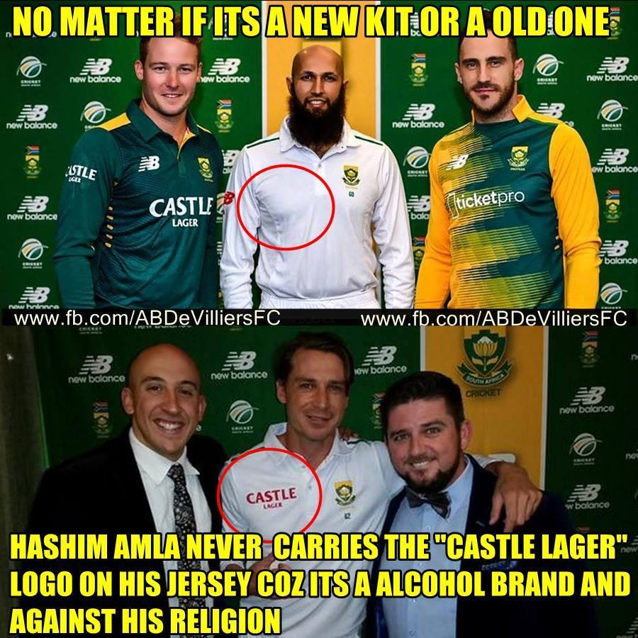 Hashim Amla A Role Model For Muslims