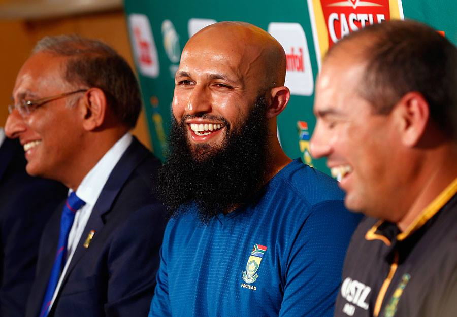 Hashim Amla Announces His Resignation As South Africa Captain