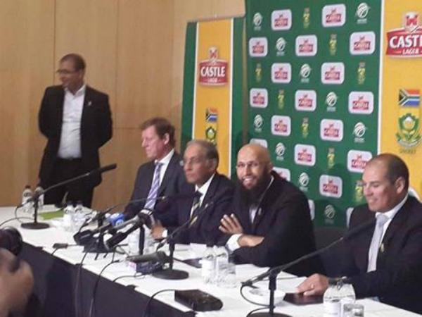 Hashim Amla Appointed As South Africa