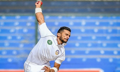Hassan Ali Named Player Of The Tournament And Player Of The Final In Quaid-e-Azam Trophy 2020-21