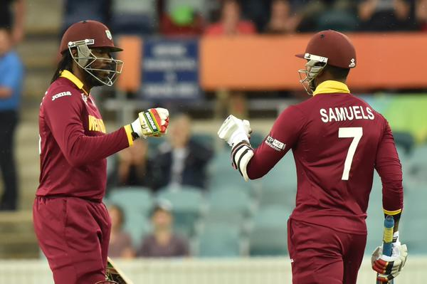 Highest Ever Partnership in ODI History Gayle & Samuels Post 372-2