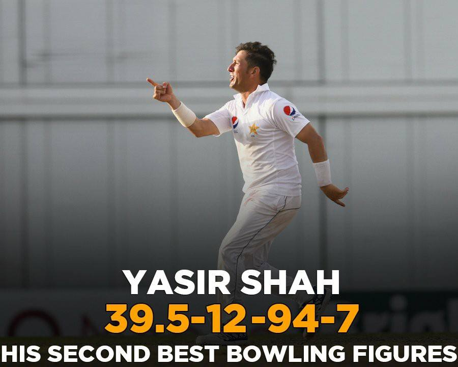 His Second Best Bowling Figures