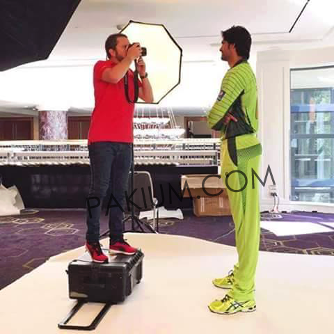 How Mohammad Irfan's Pics Are Taken
