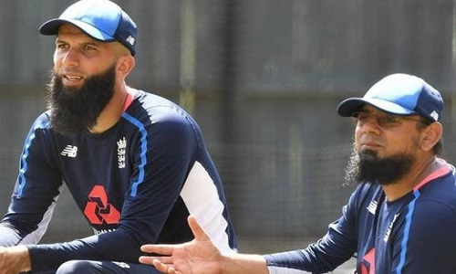I have Never Come Across Off Spining Bowling Coach Like Saqlain Mushtaq - Moeen Ali