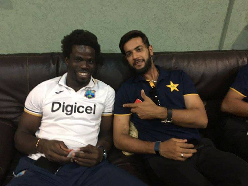Imad Waseem With Walton