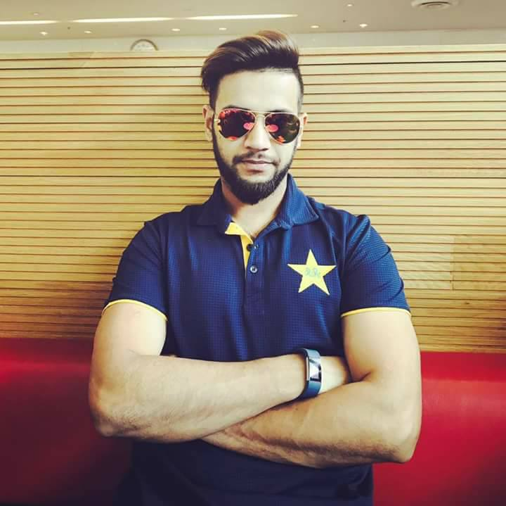Imad Wasim In Australia For ODI