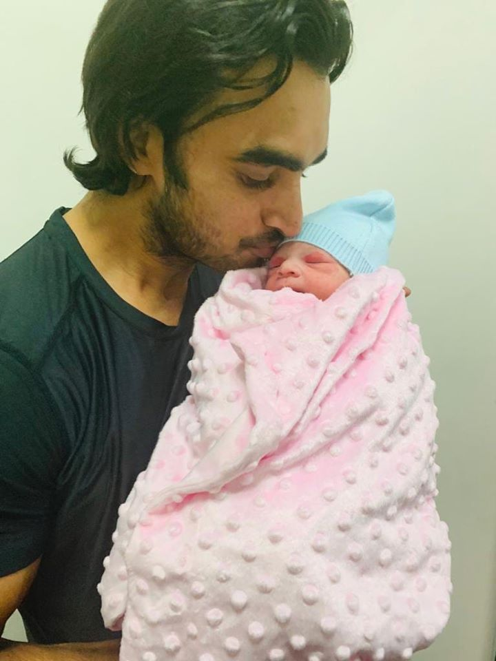 Imran Nazir Blessed With A Baby Boy