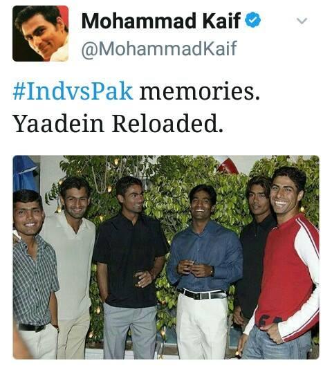 Ind Vs Pak Memories