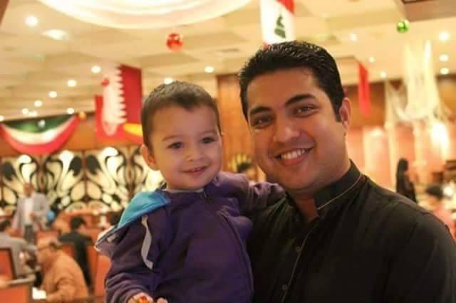 Iqrar Ul Hassan With Son Pehlaaj Hassan