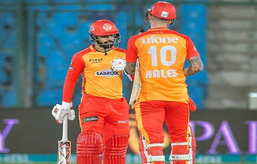 Islamabad United Beats Karachi Kings By Five Wickets